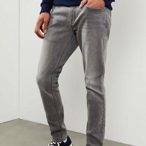 PacSun Grey Skinny Jeans
